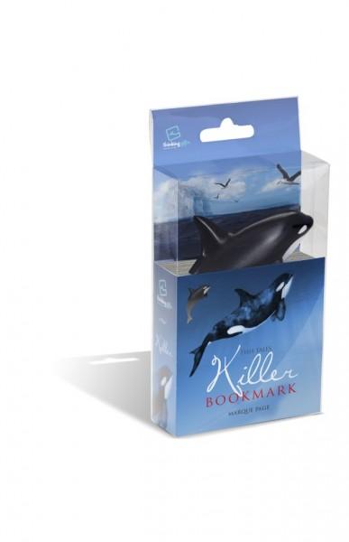 FishTales Orca - Lesezeichen Killerwal