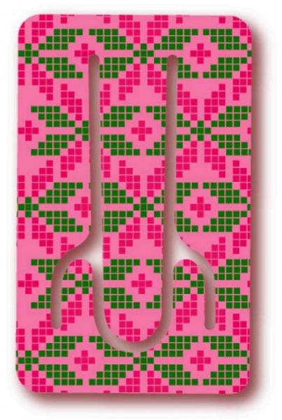 Flexistand Icelandic Pink - superflacher Aufsteller für Smartphones und Mini-Tablets