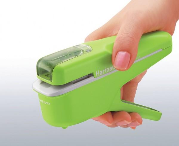 Harinacs Medium grün - klammerloses Heftgerät