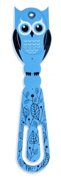 Animal Flexilight Eule | LED Leselampe & Lesezeichen