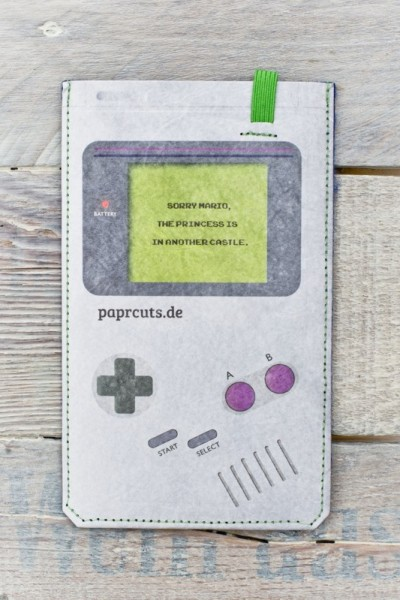 Smartphone Cover (Small) - Game, Boy!