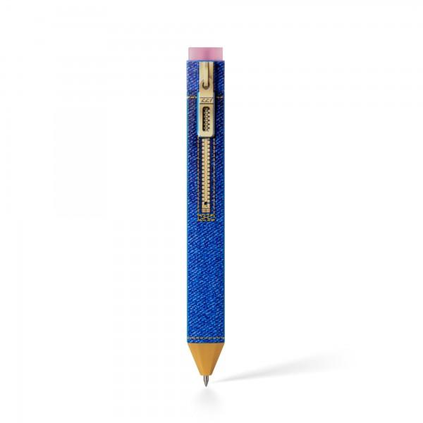Pen Bookmark Jeans - Stift und Lesezeichen in einem