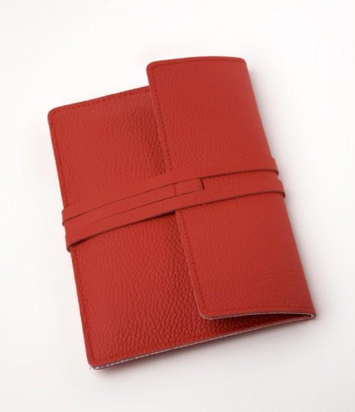 Fifth Avenue | rot | E-Readertasche für Kindle, Tolino, und viele mehr