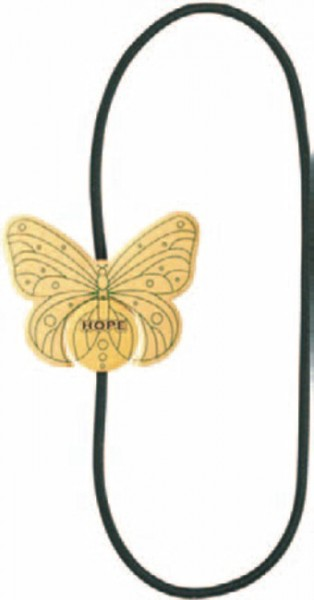 Artisan Bookmark - Schmetterling