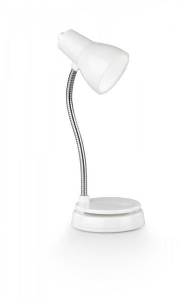 Little Lamp | Weiß | Mini-Lämpchen mit LED | Leselampe