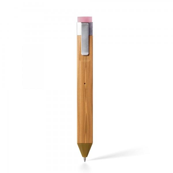 Pen Bookmark Holz - Stift und Lesezeichen in einem