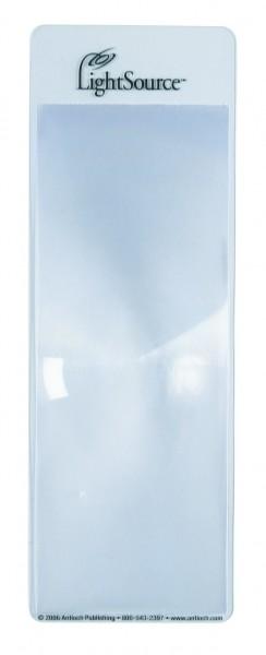Folienlupen | 19 x 7 cm | Lesezeichenformat