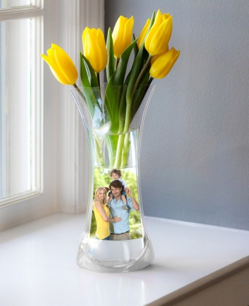 Pop-up Fotovase 2er Set - Photo Vase