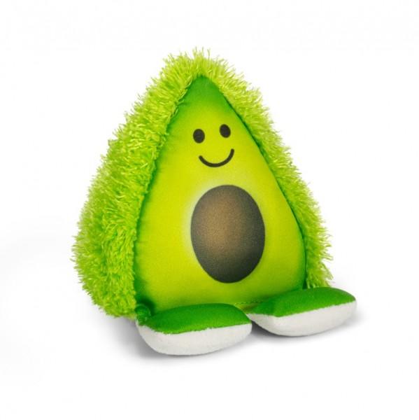 Plusheez Handykissen - Avocado - Aufsteller für Handys, Mini-Tablets und E-Reader