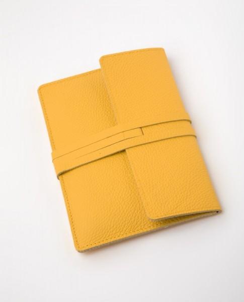 Fifth Avenue | gelb | E-Readertasche für Tolino, Kindle, Trekstor und viele mehr