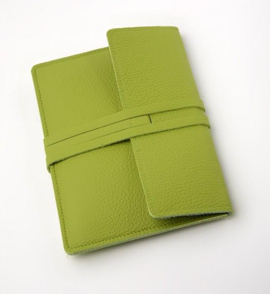 Fifth Avenue | grün | E-Readertasche für Tolino, Kindle, Sony und viele mehr