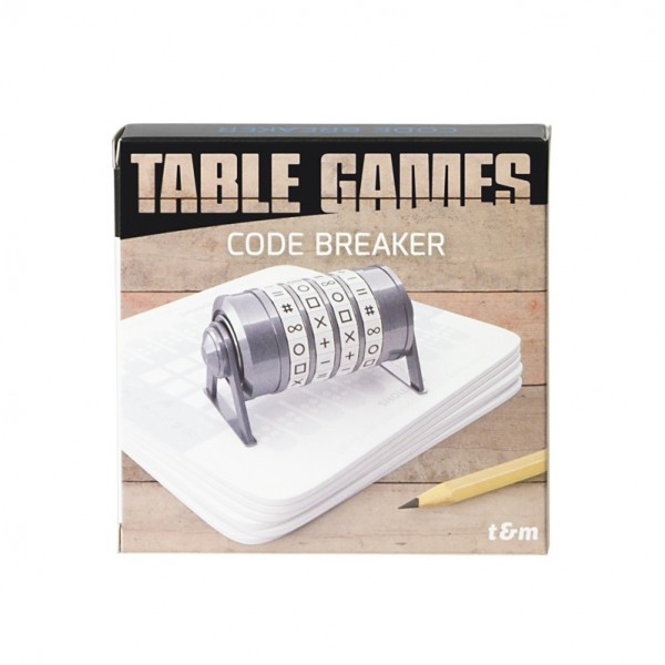 Table Games - Bierfilzl-Edition - Code Breaker