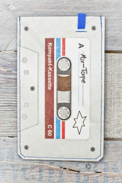 Smartphone Cover (Small) - MixTape