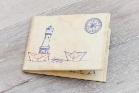 Paprcuts Portemonnaie Leuchtturm (Big)